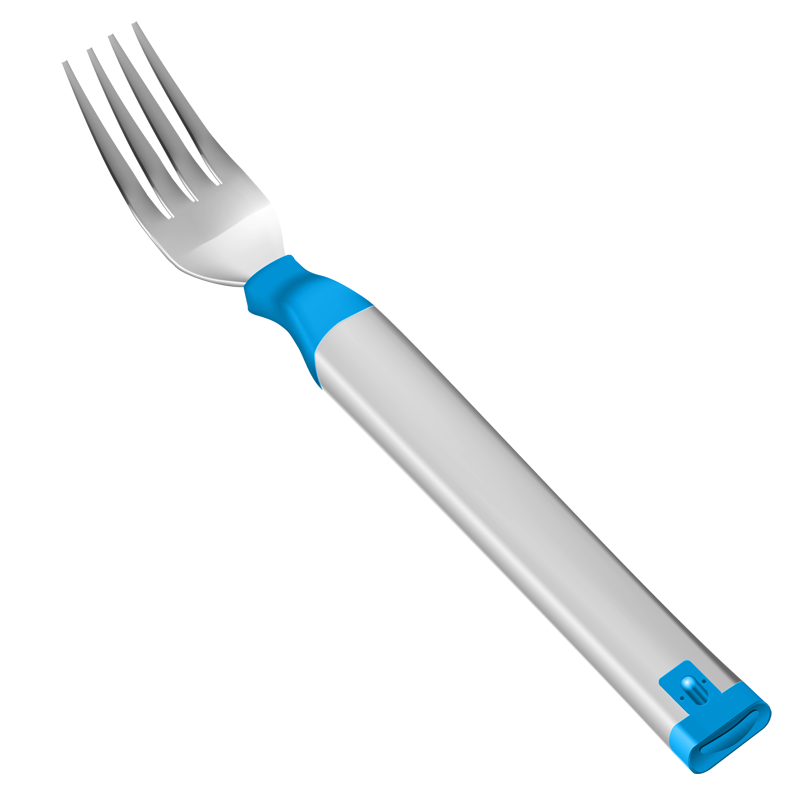 HapiFork lets you know if you're eating too fast (Image: HapiLabs)