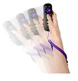 Roku remote has an accelerometer for games (Photo: Roku)