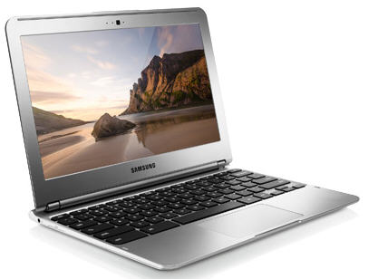 Samsung Chromebook (Photo: Samsung)