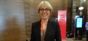 Bosh Siemens engineer Claudia Happ