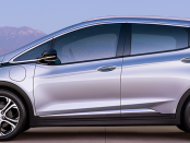 Chevy Bolt will go 200 miles on a charge & cost $30,000 after federal tax credit