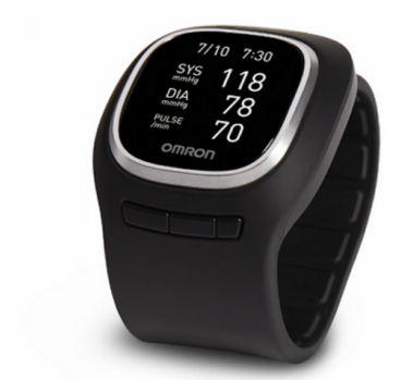Omron Project Zero blood pressure watch