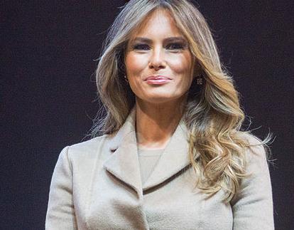 Melania Trump (WikimediaCommons)