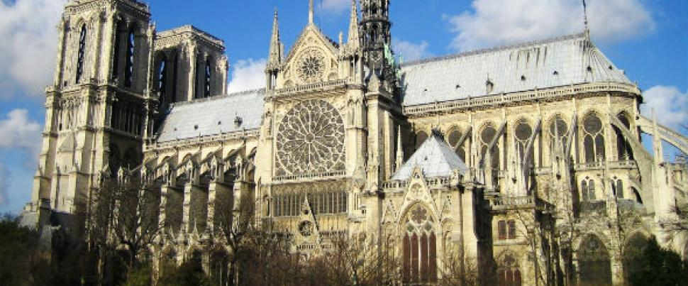 Take A Virtual Tour Of Notre Dame As It Was Before The Fire